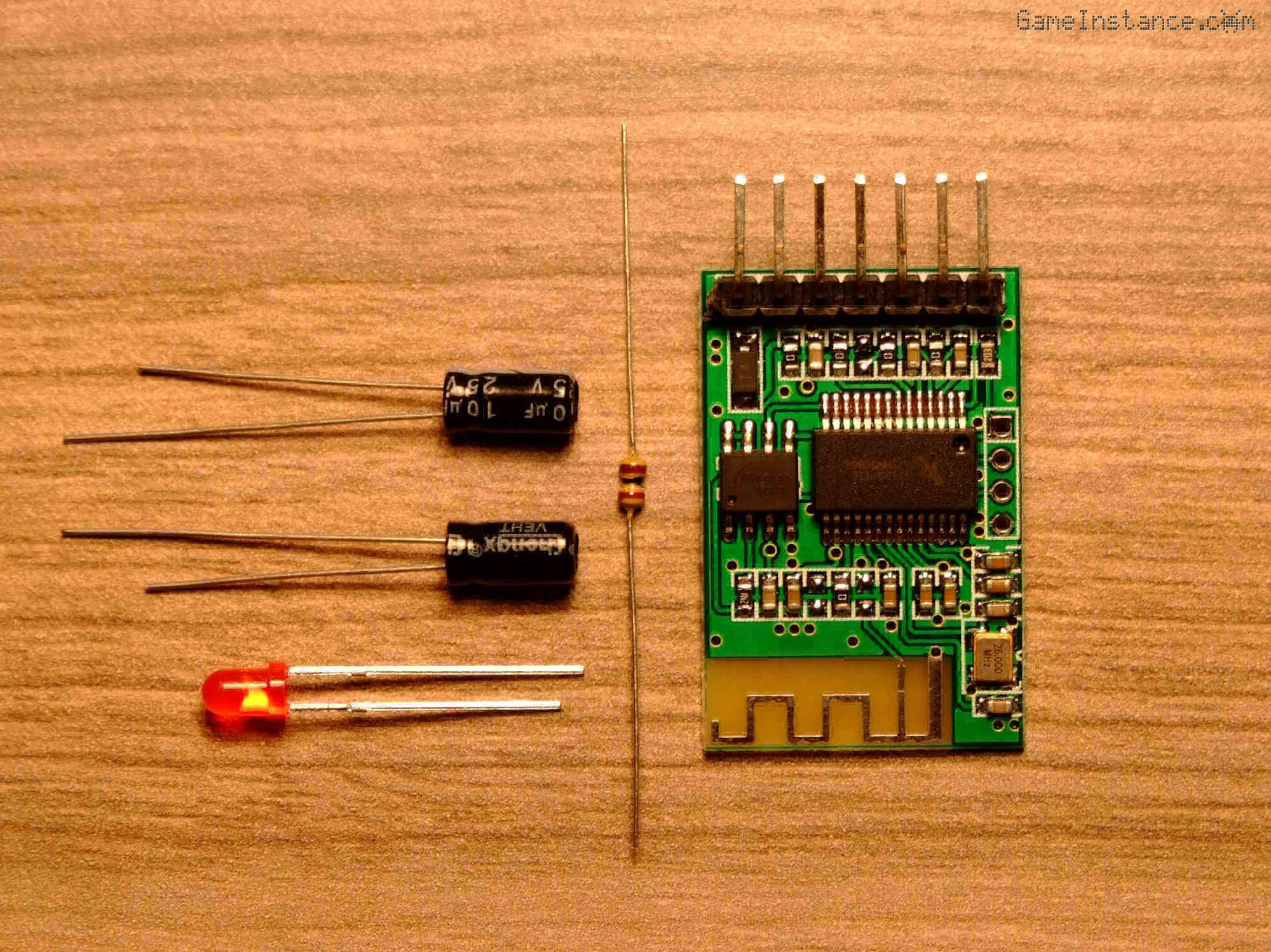 bluetooth audio receiver the. Black Bedroom Furniture Sets. Home Design Ideas